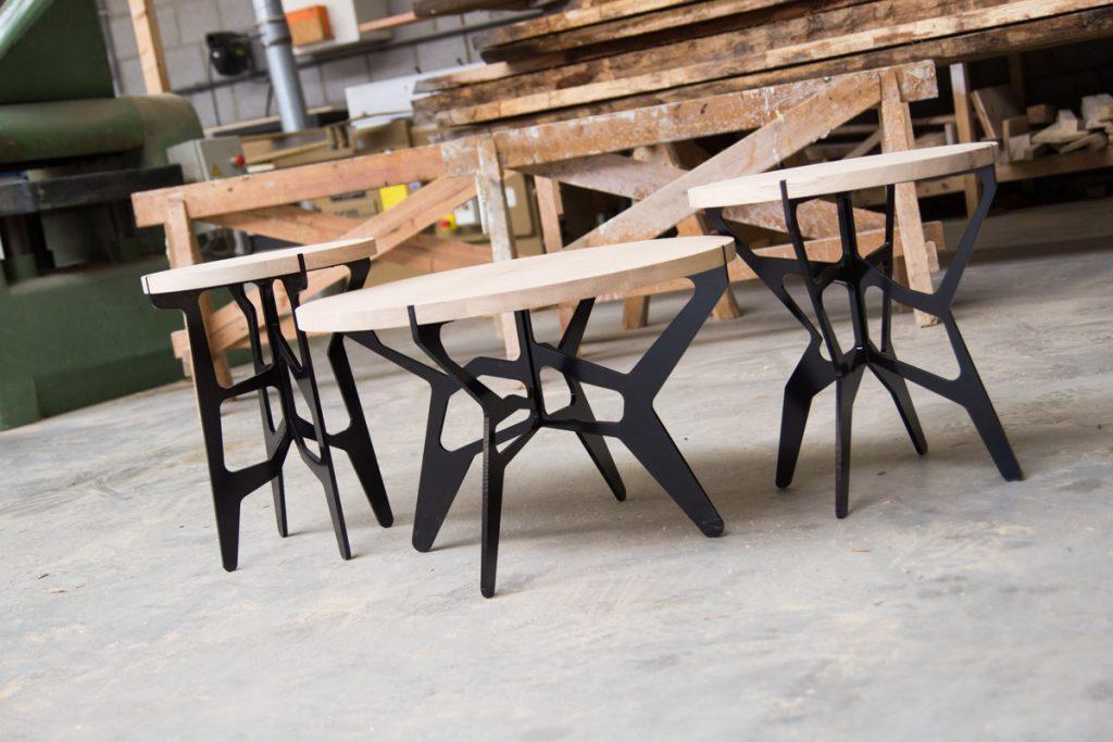 Maatwerk tafels Just Blocks